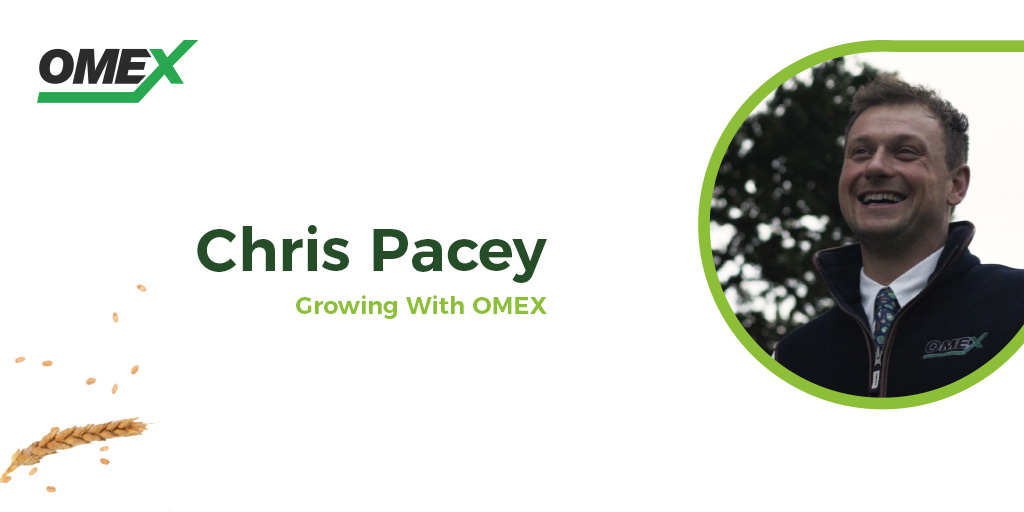 Q&A Growing With OMEX – Chris Pacey